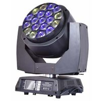 LED Spin Eye 19 x 15w Wash Light stage light