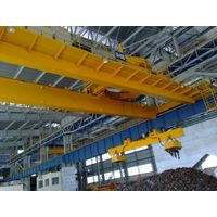 Nucleon QC Electromagnetic Overhead Crane with Carrier-beam thumbnail image