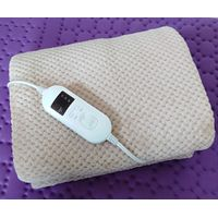 Coral Fleece Electric UnderBlanket Heated Mattress Pad thumbnail image
