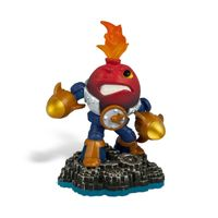 Skylanders SWAP Force Lightcore Countdown Character