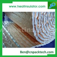 Reflecting insulation Bubble Foil Insulation Heat Insulation Against Radiation