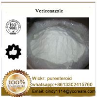 High Purity Voriconazole CAS 137234-62-9