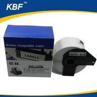 compatible dk label paper roll 38mm90mm400pcs die-cut type dk11208 product label