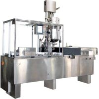 GZS-9 A Type Fully-Automatic Suppository Filling and Sealing Machine