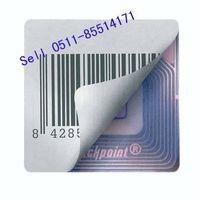 eas rf label ,rf soft label,eas label,security label,RF waterproof label