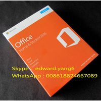 Office 2016 Home & Student PC Key Code 2016 hs Key Card Retail Sealed Packing Box thumbnail image