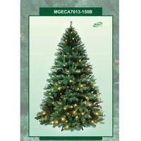 Prelit artificial christmas trees thumbnail image