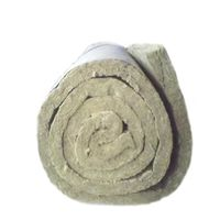 China Building Material Fireproof Rock Wool Insulation Blanket thumbnail image