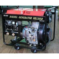 Diesel Welding Generator KDE6500EW  welder