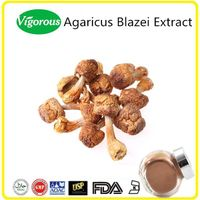 Supplement Agaricus blazei Extract/Nutrients Agaricus blazei Mushroom Extract/Healthcare Agaricus bl