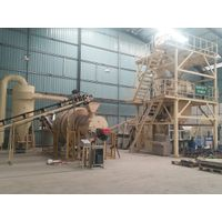 lower cost 1-50t/hFull-auto Simple-Type Dry Mortar Production Line thumbnail image