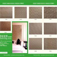 New design Deep embossing mdf panels