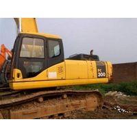 komatsu excavator 30ton excavator PC300-7 excavating machine thumbnail image