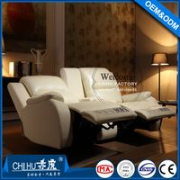 Made in China hot selling vip cinema seating with USB charges
