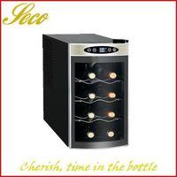 8 bottles wine cooler