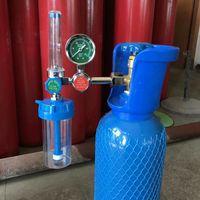 10liter 20liter Medical Oxygen Cylinder with Pressure Regulator thumbnail image