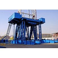 substructure for oil drilling rig thumbnail image