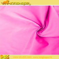 100% Polyester lining taffeta fabric