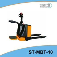 Motorized Pallet Truck(for fabric carrying also) ST-MBT-10