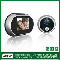 HOT!!Peep hole viewer with doorbell PHV-3501
