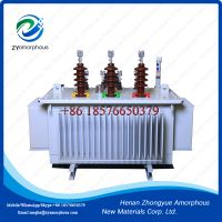 V2.0 SBH15 Series Oil Immersed Amorphous Transformer