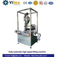 Fully automatic high speed filling machine thumbnail image