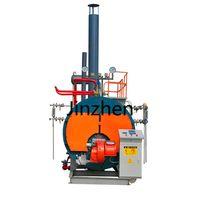 1ton 1000kg 150 psi Horizontal Oil Gas Fire Tube Small Steam Boiler for Sale thumbnail image
