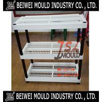 New Design Plastic Heavy Duty Plastic Rack Mould
