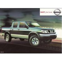 PICKUP TRUCK: NISSAN BRAND AND ENGINE thumbnail image