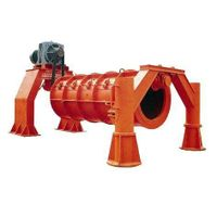 Horizontal Pipe Making Machine