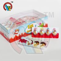 Hot Selling 4IN1 Egg Chocolate Biscuit Candy thumbnail image
