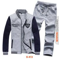 Custom Wholesale High Quality Fleece Tracksuit/Sweatsuits  Manufacturer
