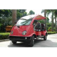 electric utility cart 4 seater electric sightseeing bus DN-4 with CE approved