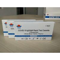COVID-19 Antigen Rapid Test Cassette(Colloidal Gold) thumbnail image