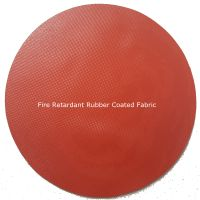 Fire Retardant Rubber Coated Fabric Heavy Chemical Protective Suit thumbnail image