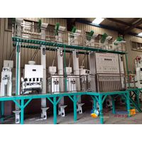 EFFICIENT RICE MILL MACHINERY