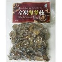 Super health Seafood Frozen boiled Sea cucumber Slice