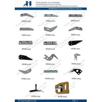 Honfe  always  supply  Water-jet Loom  Parts 029-84243660 thumbnail image