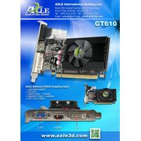 AX-GT610/2GSD3P4CDIL Graphics card/