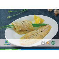 Marinated Pangasius (Garlic And Herb)