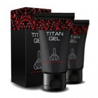 TITAN GEL Penis Enlargement Cream Male