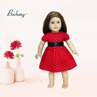 18 inch doll dress suitable for 18 inch doll wear