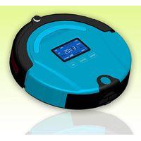 robot vacuum cleaner intelligent vacuum cleaner