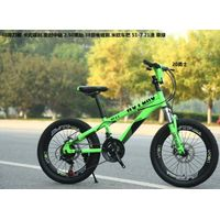 seal axle green color 2.5 tire mtb bike thumbnail image