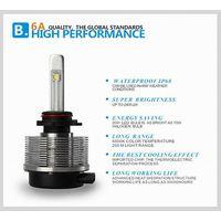 2pcs/set US CREE LED Chip Auto Lamps H1 20W dc 12V 24V 6500K 2400LM car led headlight led light bulb