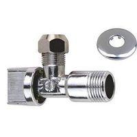 C.P brass angle valve thumbnail image