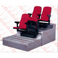 DN3 rear half steel grandstand seats