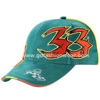 High Quality Baseball Cap with Sandwich