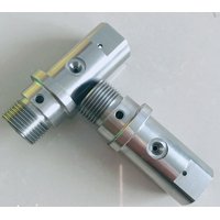 Made in china WHP valve body for flow type water jet cutter machine