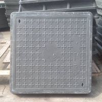 high strength bmc manhole cover